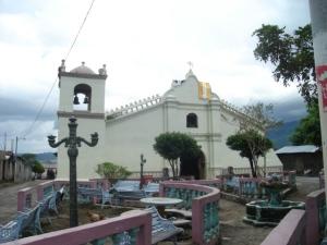 Iglesia de San Simón, departamento de Morazán , El Salvador