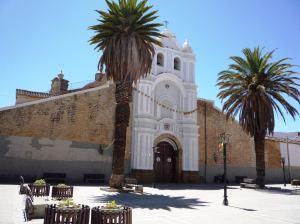 Iglesia de Santa Teresa, Cochabamba, Bolivia