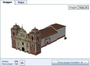 Iglesia del Calvario, León, Nicaragua - 360