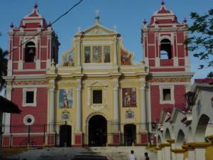 Iglesia del Calvario, León, Nicaragua