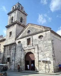 Iglesia del Espíritu Santo, La Habana, Cuba