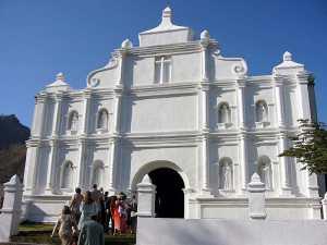 Iglesia Santa Cruz de Roma, Panchimalco, El Salvador