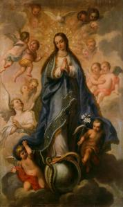 Inmaculada - Francisco Antonio Vallejo