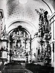 Interior Santa Teresa
