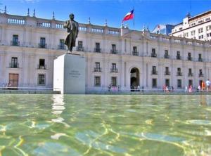 La Moneda, Santiago de Chile