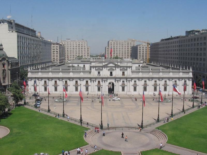 Santiago de chile arte colonial for Construccion de piscinas santiago chile