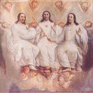 La Santísima Trinidad - Ignacio Berben