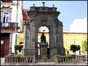 Monumento a Francisco Eduardo Tresguerras