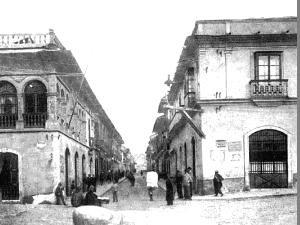 Palacio Díez de Medina, La Paz, Bolivia - Exterior
