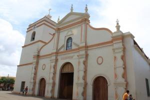 Parroquia de Nuestra Señora de la Asunción. Masaya, Nicaragua