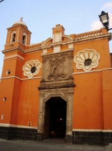 Parroquia de San Antonio de Padua (San Antonio Tomatlán) Venustiano Carranza,Ciudad de México
