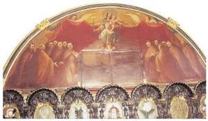 Patrocinio de San José - Ignacio Berben