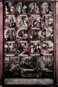 Pintura de Castas - Ignacio María Barreda