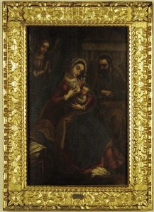 Sagrada Familia - Gaspar de Figueroa