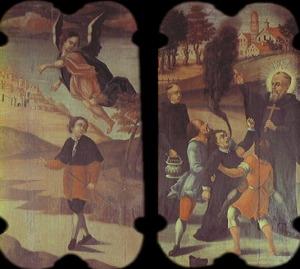 San Benito en Busca de Dios - Francisco Bezerra