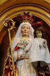 Virgen del Buen Suceso del convento de las Conceptas de Quito