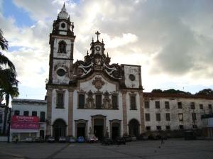 Basílica de Nuestra Señora del Carmen, Recife, Pernambuco, Brasil