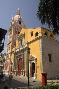 Catedral de Santa Catalina de Alejandría, Cartagena, Colombia