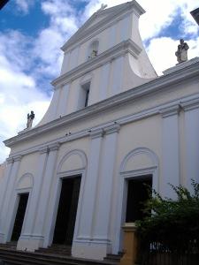 Catedral Metropolitana de San Juan, Puerto Rico