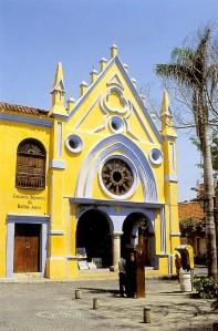 Convento e Iglesia de San Diego, Cartagena, Colombia