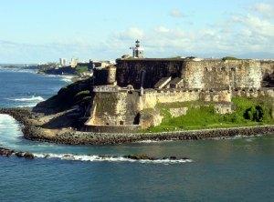 Fuerte San Felipe del Morro, Puerto Rico