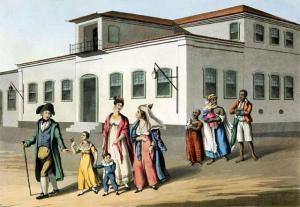 Henry Chamberlain - Uma família brasileira