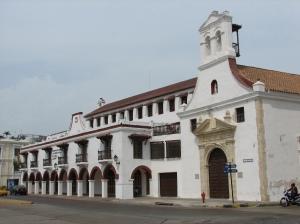Iglesia de la Tercera Orden, Cartagena, Colombia