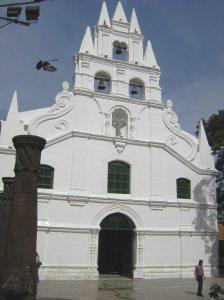 Iglesia de la Veracruz, Medellin