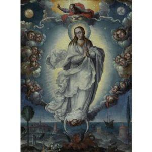 Inmaculada - Alonso López de Herrera