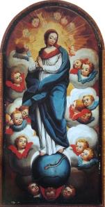 Inmaculada Concepción - João Nepomuceno Correia e Castro