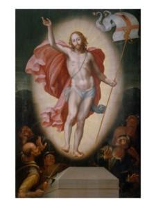 Resurrección - Alonso López de Herrera